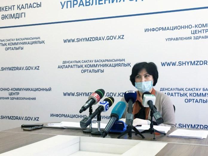 Айгуль Бекбауова