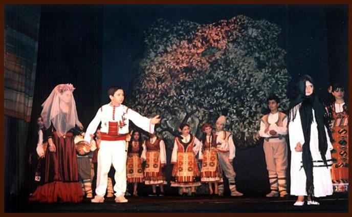 """""""Златна българска приказка"""" 2003 год."""