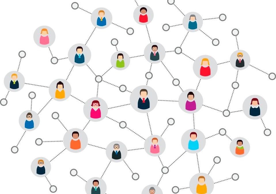 Réseau social intranet de copropriété ou d'entreprise