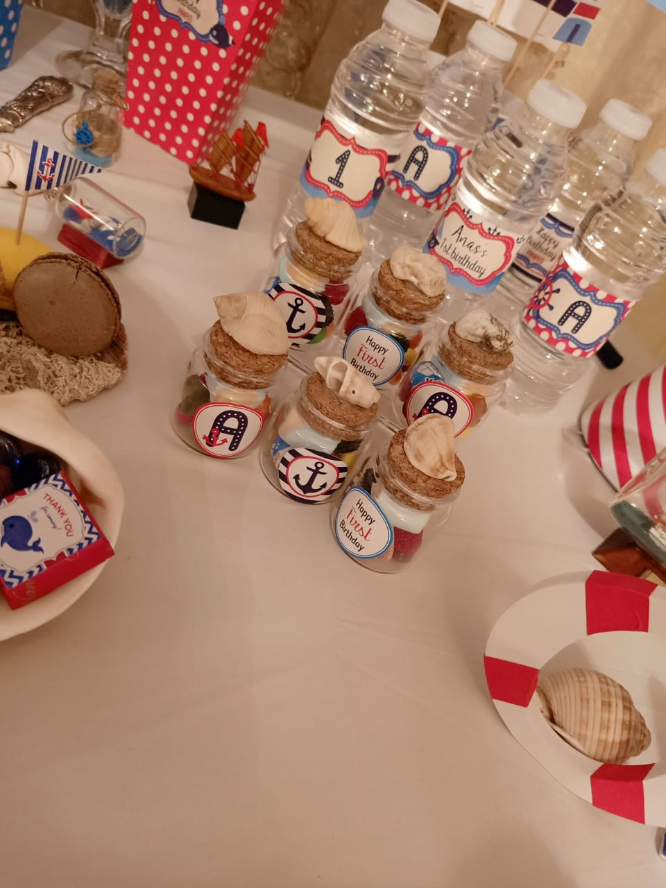 Birthday crafts Anas 2