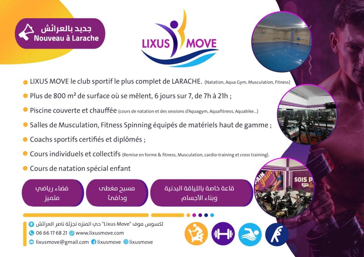 Lixus Move Flyer FR