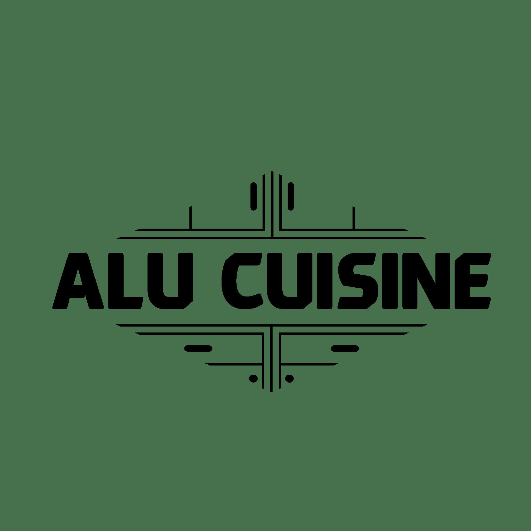 Alu Cuisine Logo