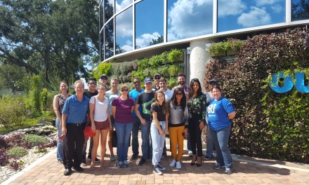 Seminole State Students Learn from Emerging Technologies Team