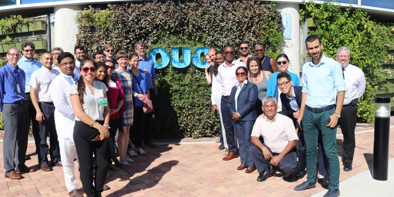 International Leaders in Energy Visit OUC to Learn Best Practices