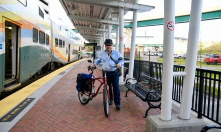 No Car, No Problem for These Commuters
