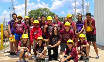 Local Summer Camp Students Visit OUC