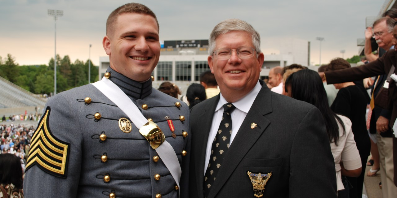 Jim Dedmon, West Point Proud