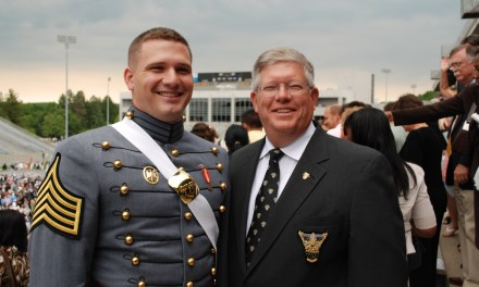 Jim Dedmon, West Point Proud