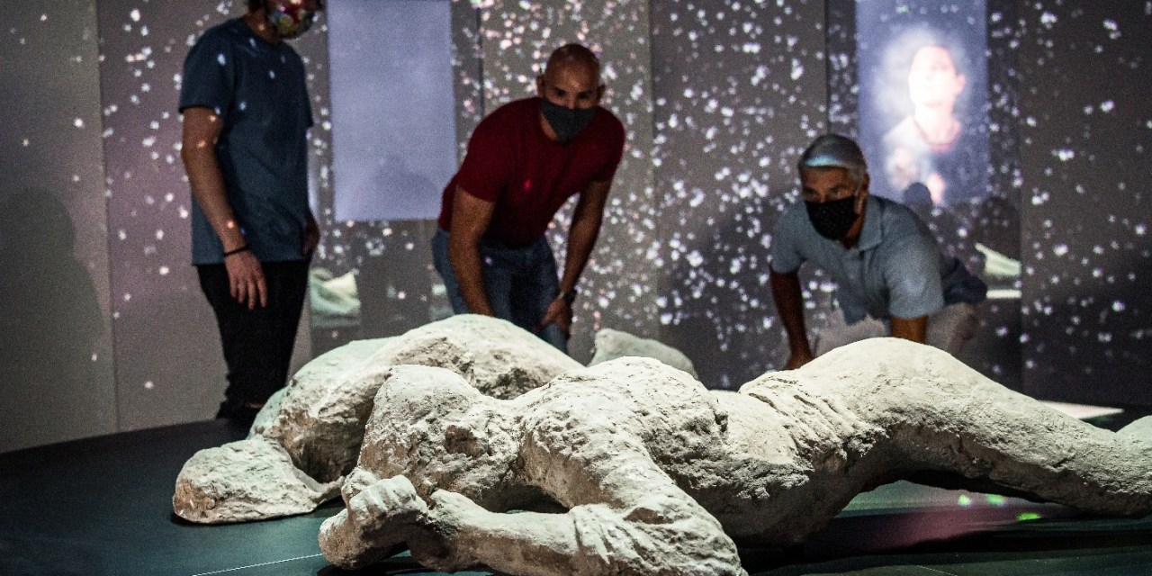 Visit 'Pompeii' at Orlando Science Center