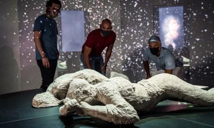 Visit 'Pompeii' at Orlando Science Center
