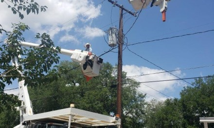 OUC HELPS LAKELAND ELECTRIC AFTER STORMS