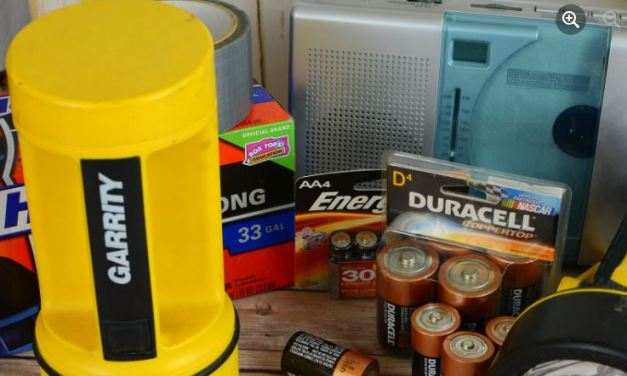 SAVE ON STORM SUPPLIES WITH TAX HOLIDAY