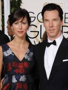 ベネディクト・カンバーバッチの不思議すぎる目の色!私服が残念?結婚した嫁と子供について!