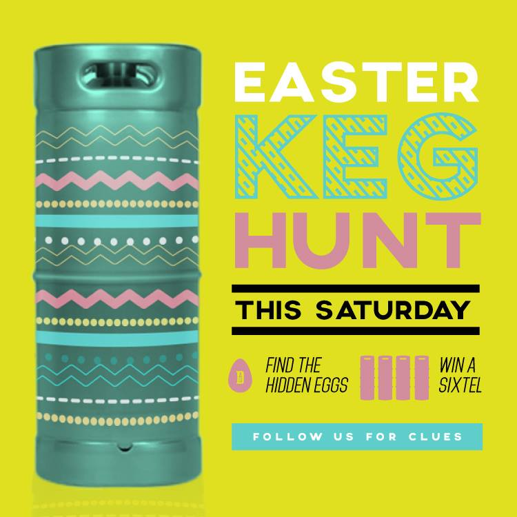 Easter Keg Hunt