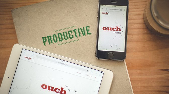 SEO with Ouch Digital