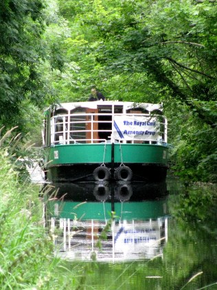 Float 3 along the Lock 13 to Maynoot section...
