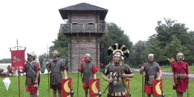 De Midden Romeinse tijd