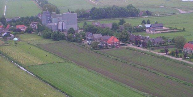 Ontginning Schalkwijk