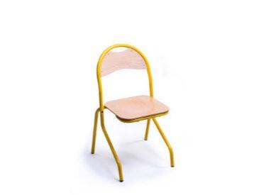 Chaise appui sur table 4 pieds