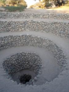 Cantalloc Aqueduct circulaire Nasaca Pérou