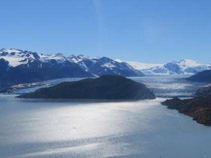 Glacier Grey Torres del Paine Patagonie Chili