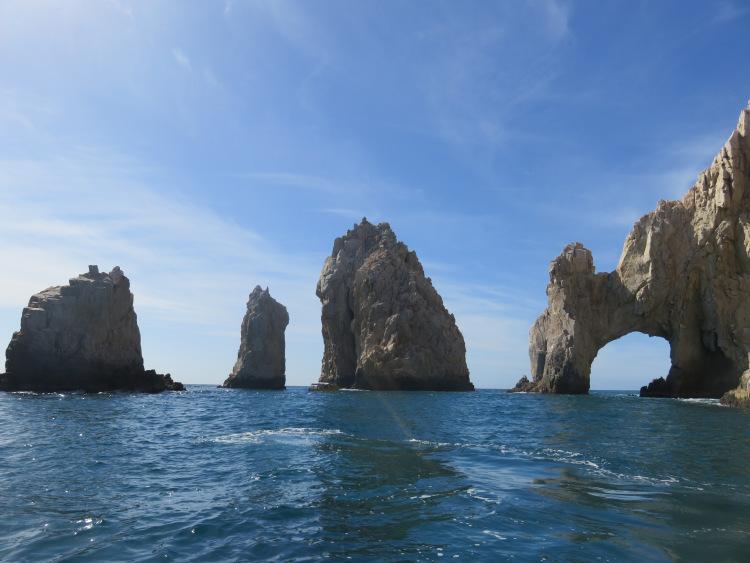 Les arcs Cabo San Lucas Mexique