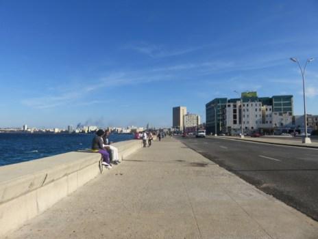 Malecon La Havane Cuba