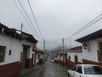 Patzcuaro Mexique rue