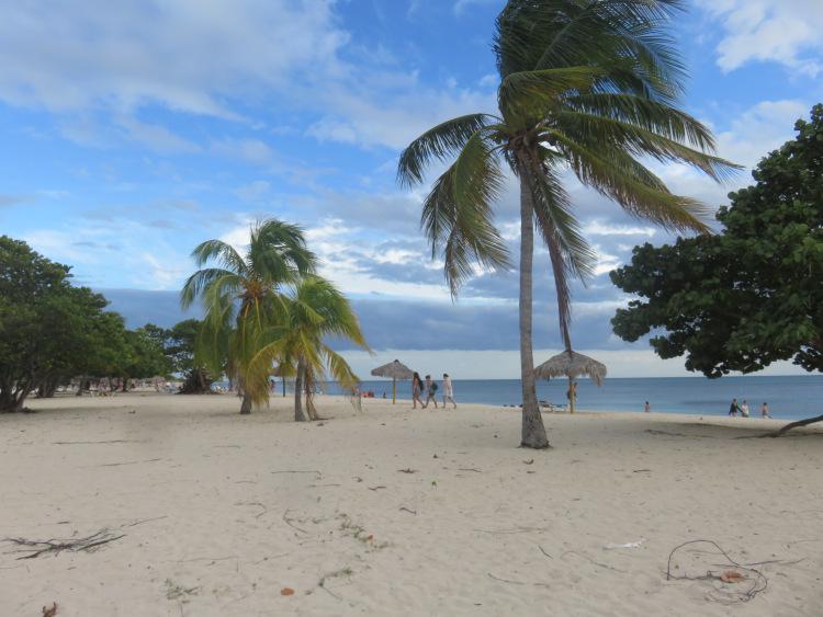 Plage Trinidad Cuba