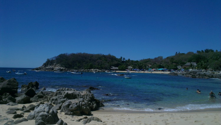 Puerto Escondido Oxaca Mexique