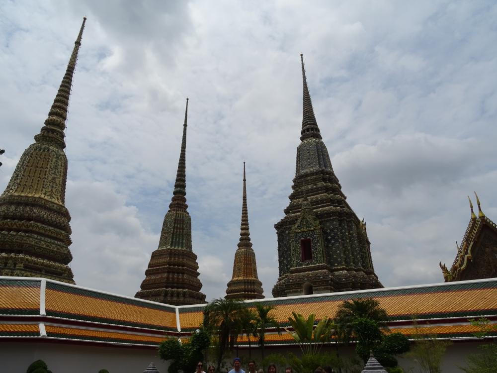 tours Wat Pho BAngkok Thaïlande