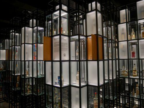 Pologne Varsovie Intérieur musée vodka