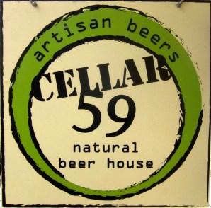 cellar-59-sign