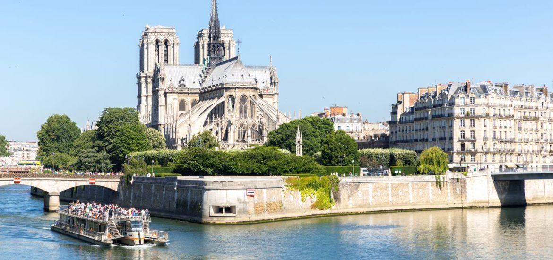 巴黎遊船推薦