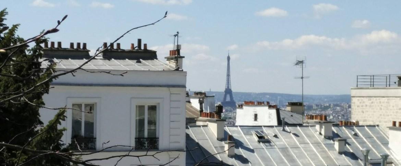 巴黎鐵塔 聖心堂
