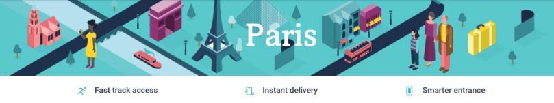TIQETS PARIS
