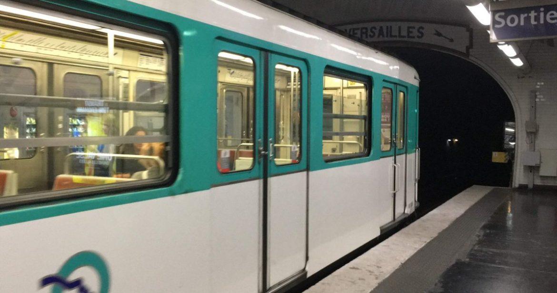 巴黎地鐵 metro