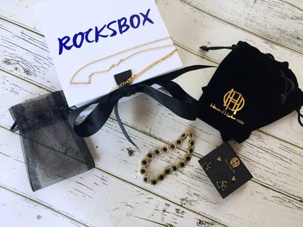 RocksBox Free Month Code haulanddupesxoxo
