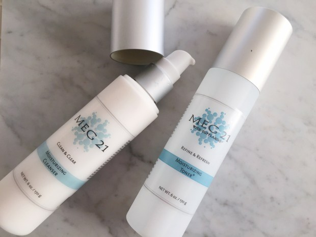 Meg21 Skincare With Supplamine