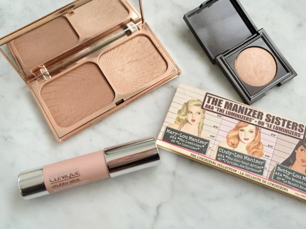 Charlotte Tilbury Filmstar bronze and glow clinique chubby stick mary loumanizer the balm
