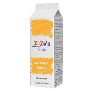ZoZo's Lemon Drop Body Wash