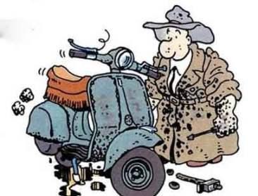 Ouilz rachat de scooter en panne