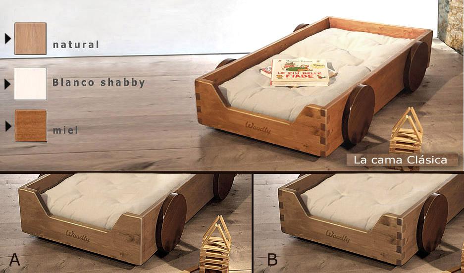 En busca de una cama montessori oui oui es superfluo for Precios de camas infantiles