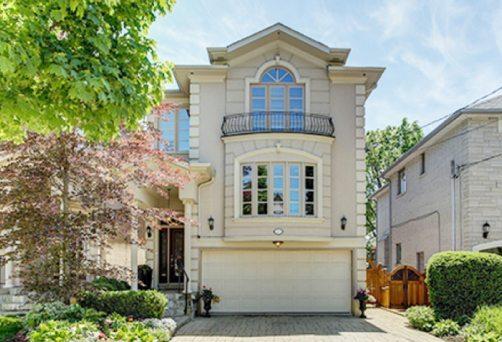 2 Million Dollar Homes in Toronto