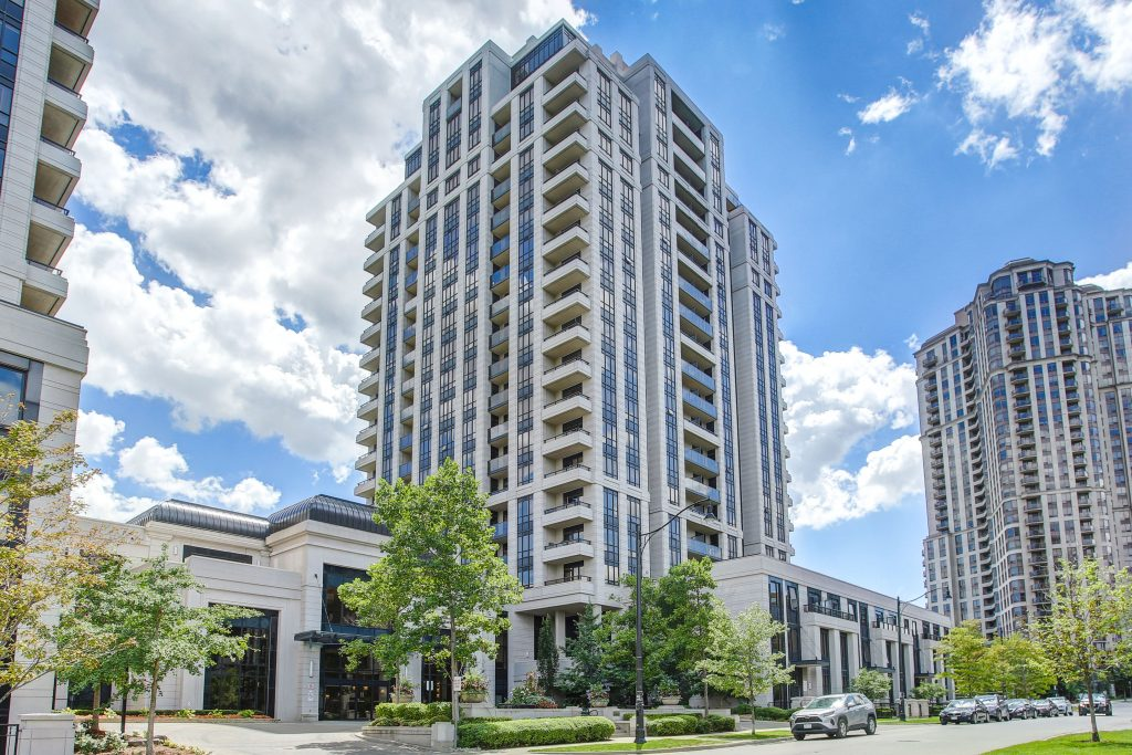 100 Harrison Garden Blvd, Suite 1111 - Toronto Real Estate