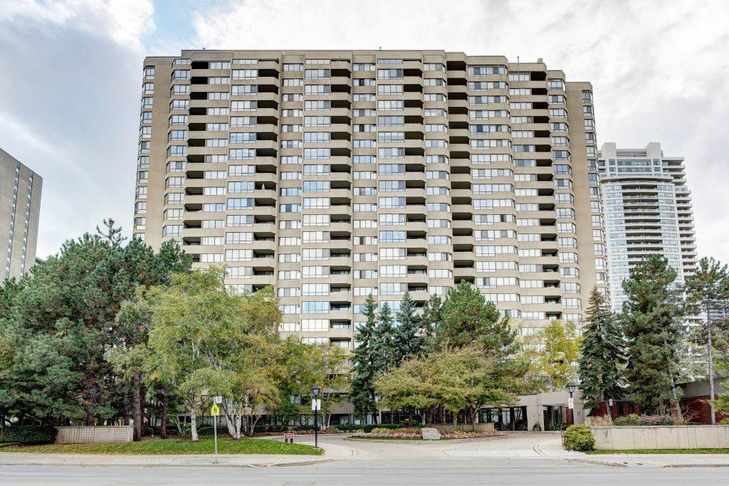 65 Spring Garden Avenue, Suite 1609 - Toronto Real Estate