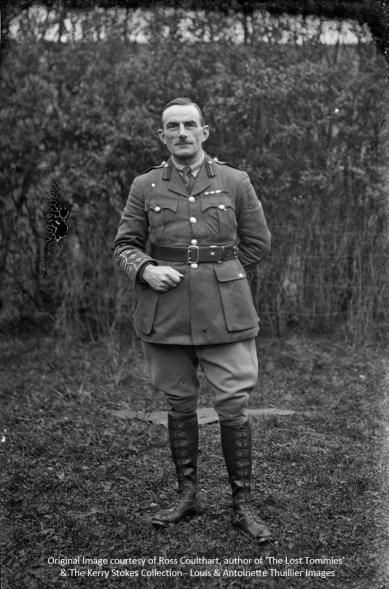 An unknown British Colonel