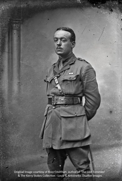 Soldier of the Durham Light Infantry