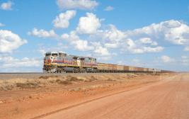From David Cable's Rails Across Australia. Courtesy of David Cable and Pen & Sword Books