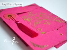 Carte Flip Flop de Scrap & Créas de Bigmama - Crédits Photo OummAnna